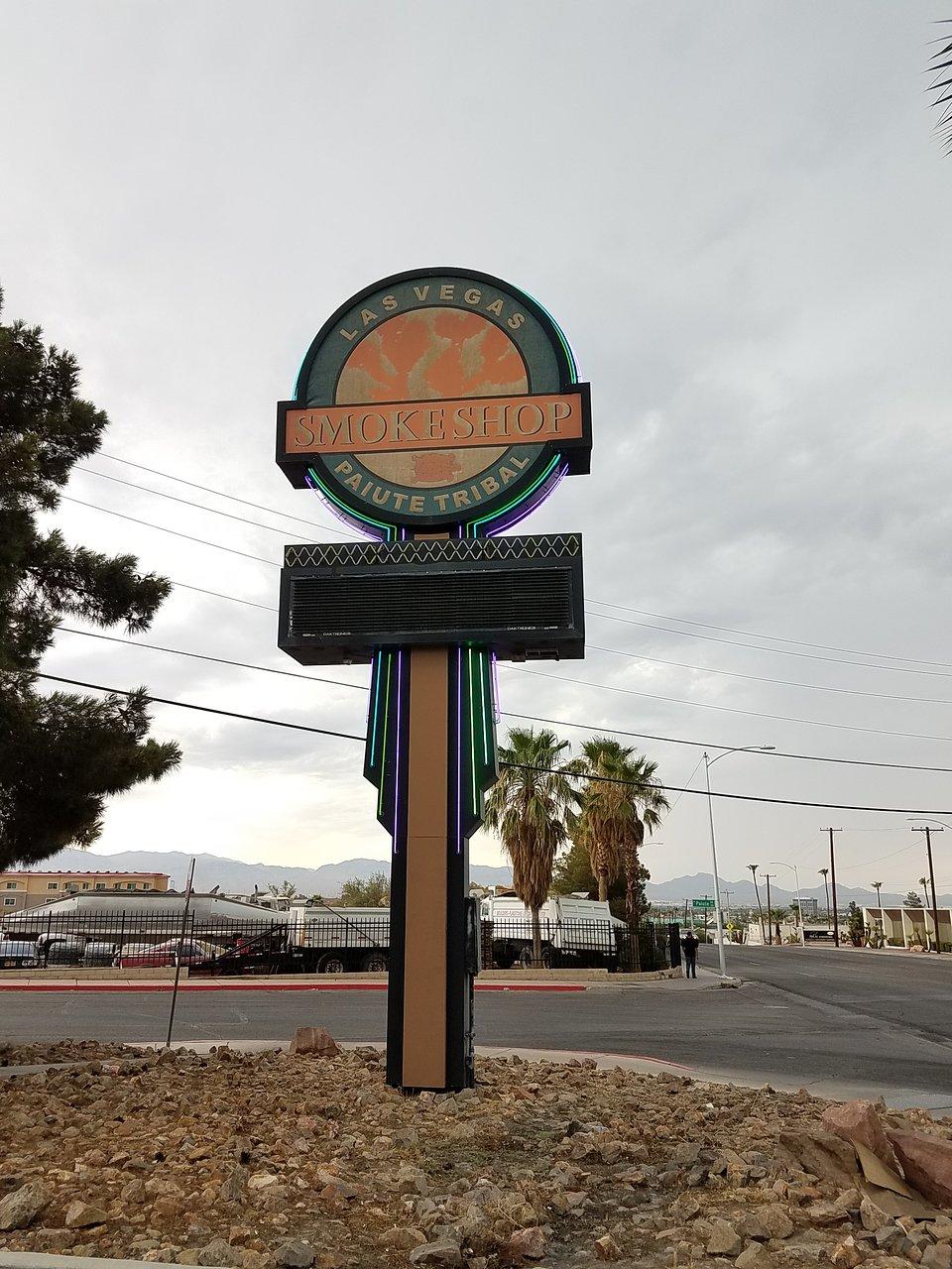 Las Vegas Paiute Tribal Smokeshop - All You Need to Know