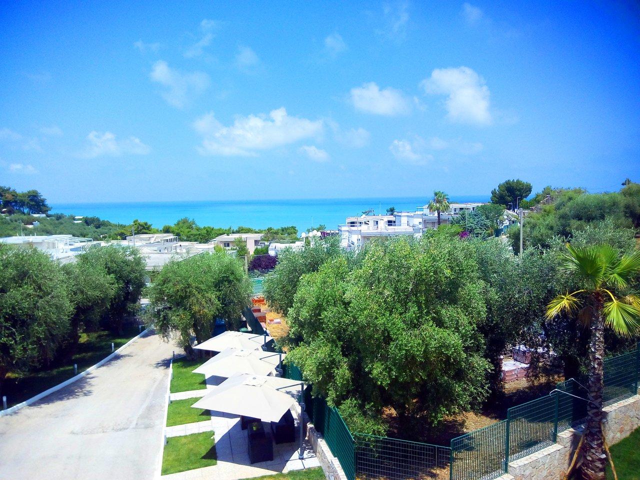 Palestra Vico Del Gargano touring hotel - prices & reviews (rodi garganico, italy