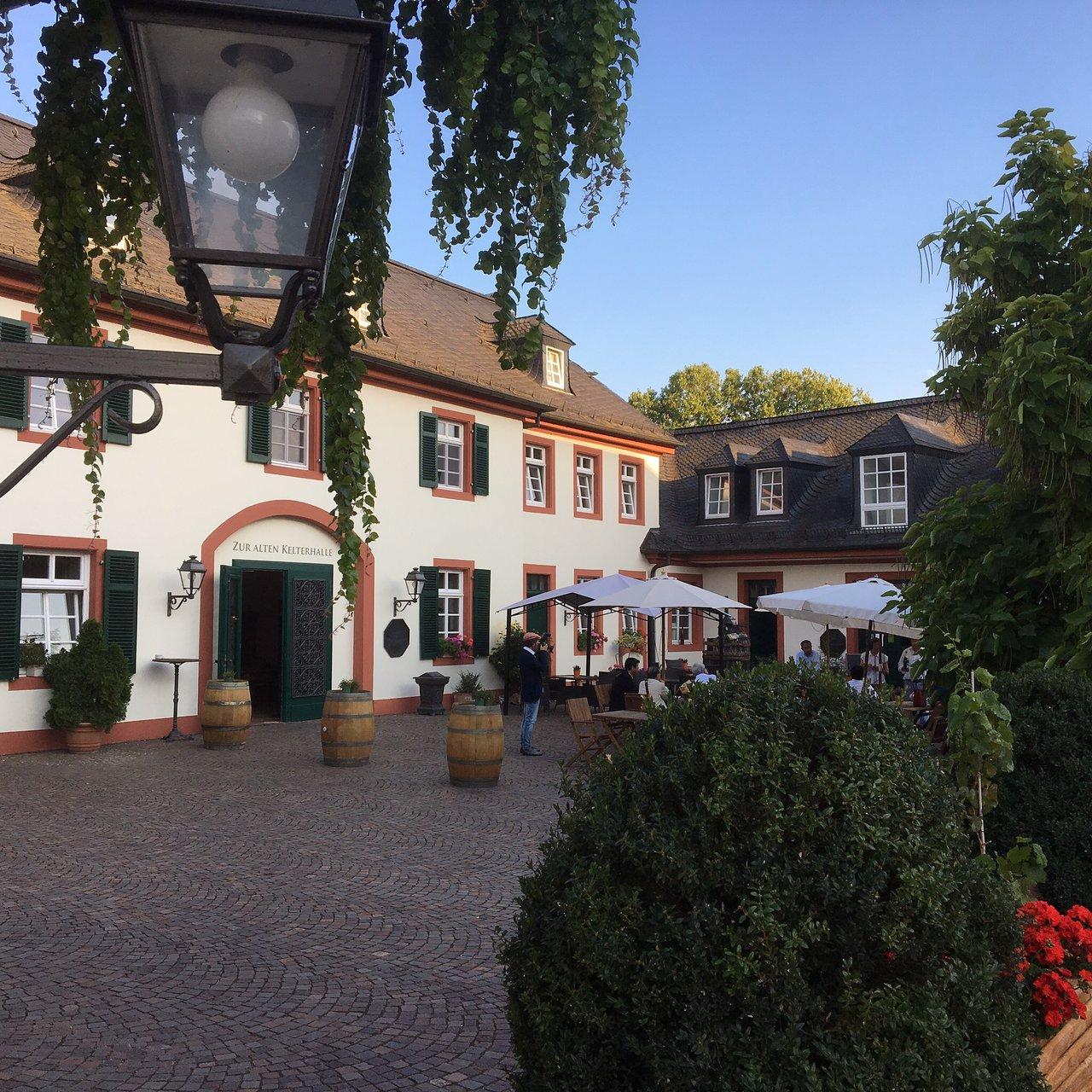 HOTEL SCHLOSS REINHARTSHAUSEN: Bewertungen & Fotos (Eltville am ...