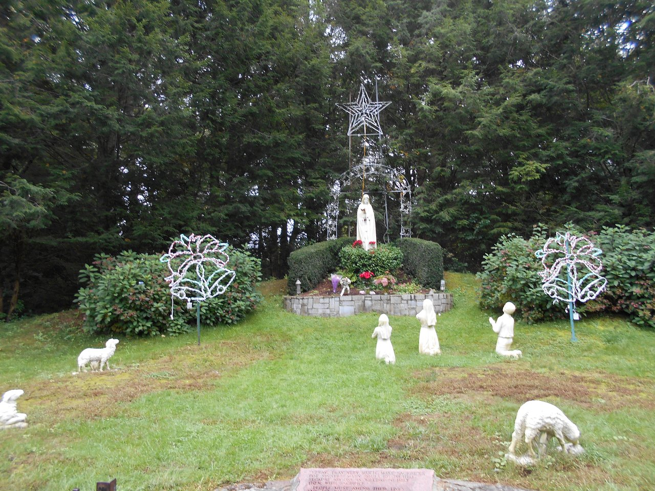 Fatima Shrine Holliston Ma Christmas Lights 2020 Fatima shrine (Holliston)   2020 All You Need to Know BEFORE You
