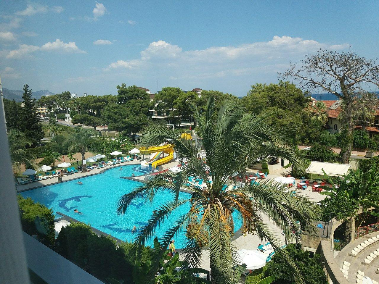 Grand Ring Hotel 5 (Turkey, Kemer, Beldibi): room description, service, beach, reviews 84