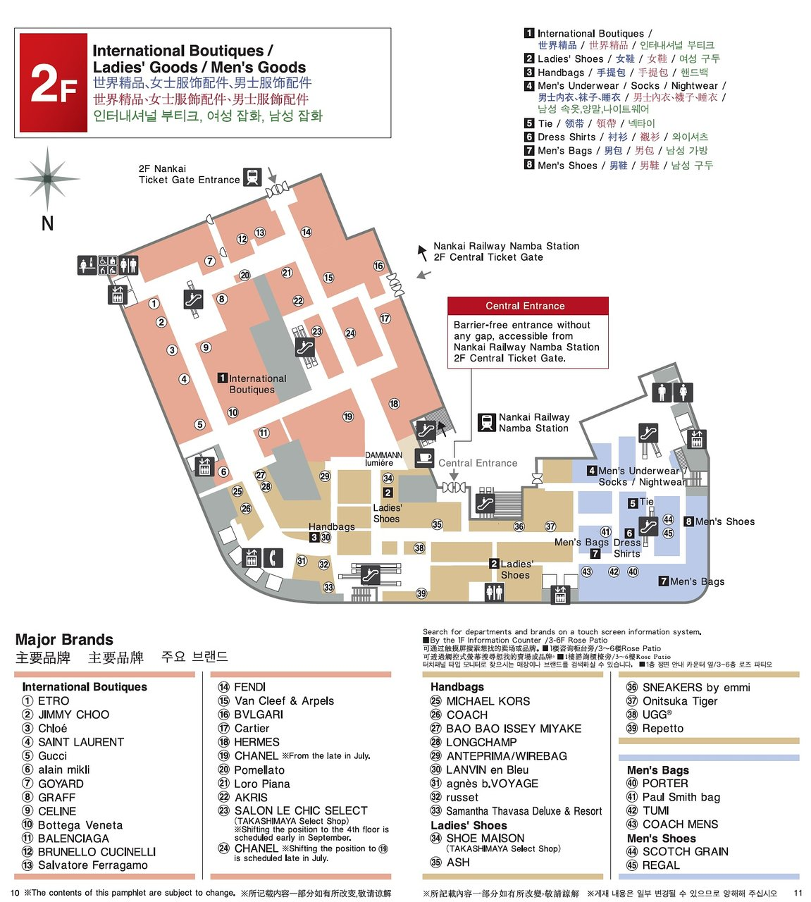 Takashimaya Osaka Store 2018 All You Need To Know Before Go Voucher Keihan Kyoto Sightseeing Pass 1 Day 3 Of 8 Photos