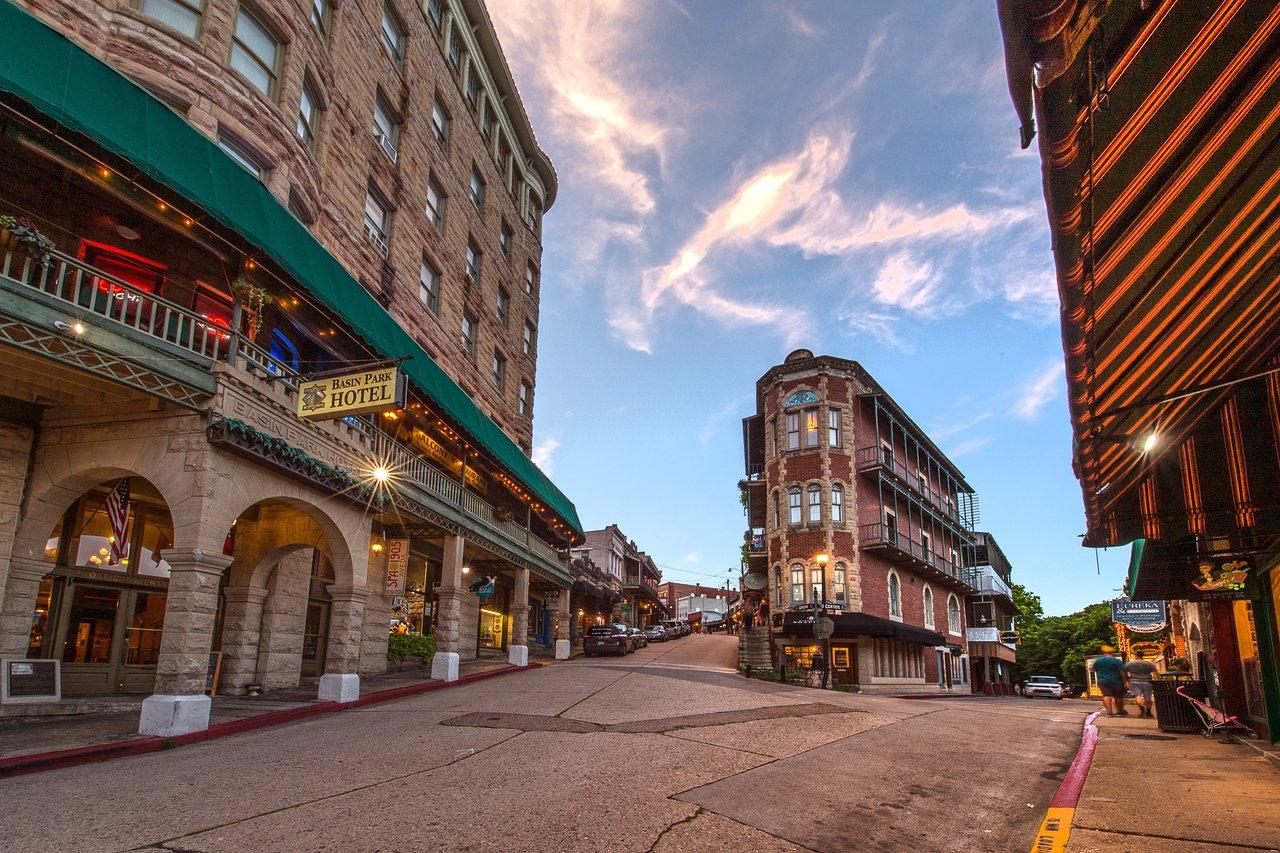 1905 Basin Park Hotel Updated 2018 Prices Reviews Eureka Springs Ar Tripadvisor