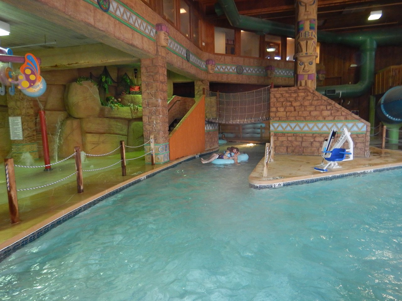 polynesian water park resort 43 60 updated 2018 prices hotel reviews wisconsin dells tripadvisor