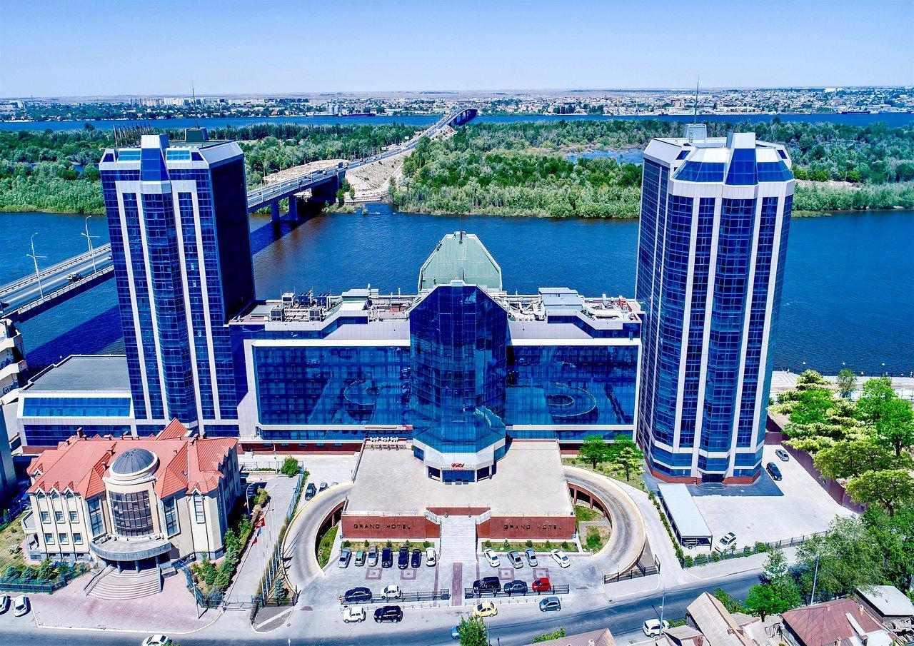 Astrakhana seyahat - denize sıfır