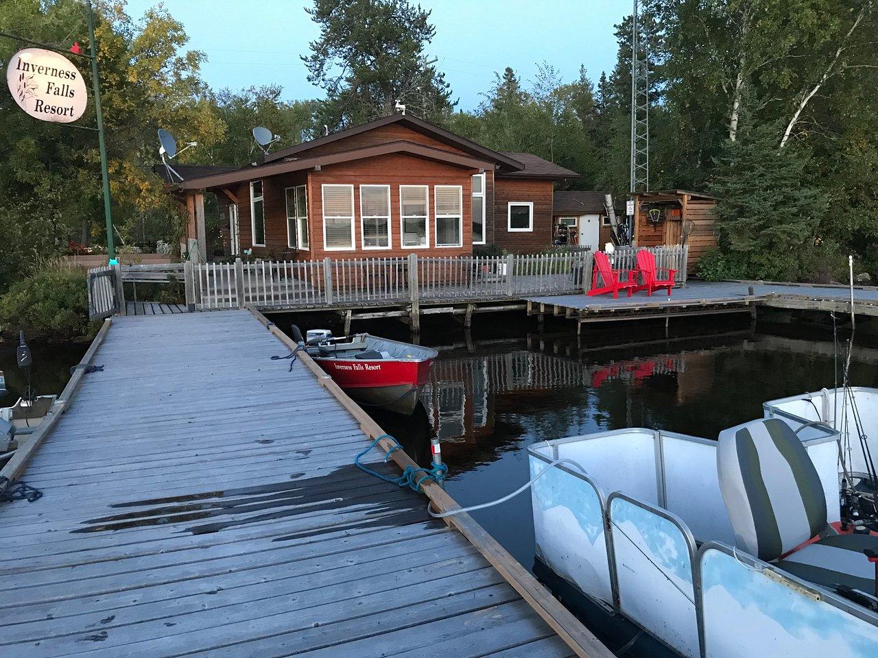 INVERNESS FALLS RESORT - Hotel Reviews (Brereton Lake