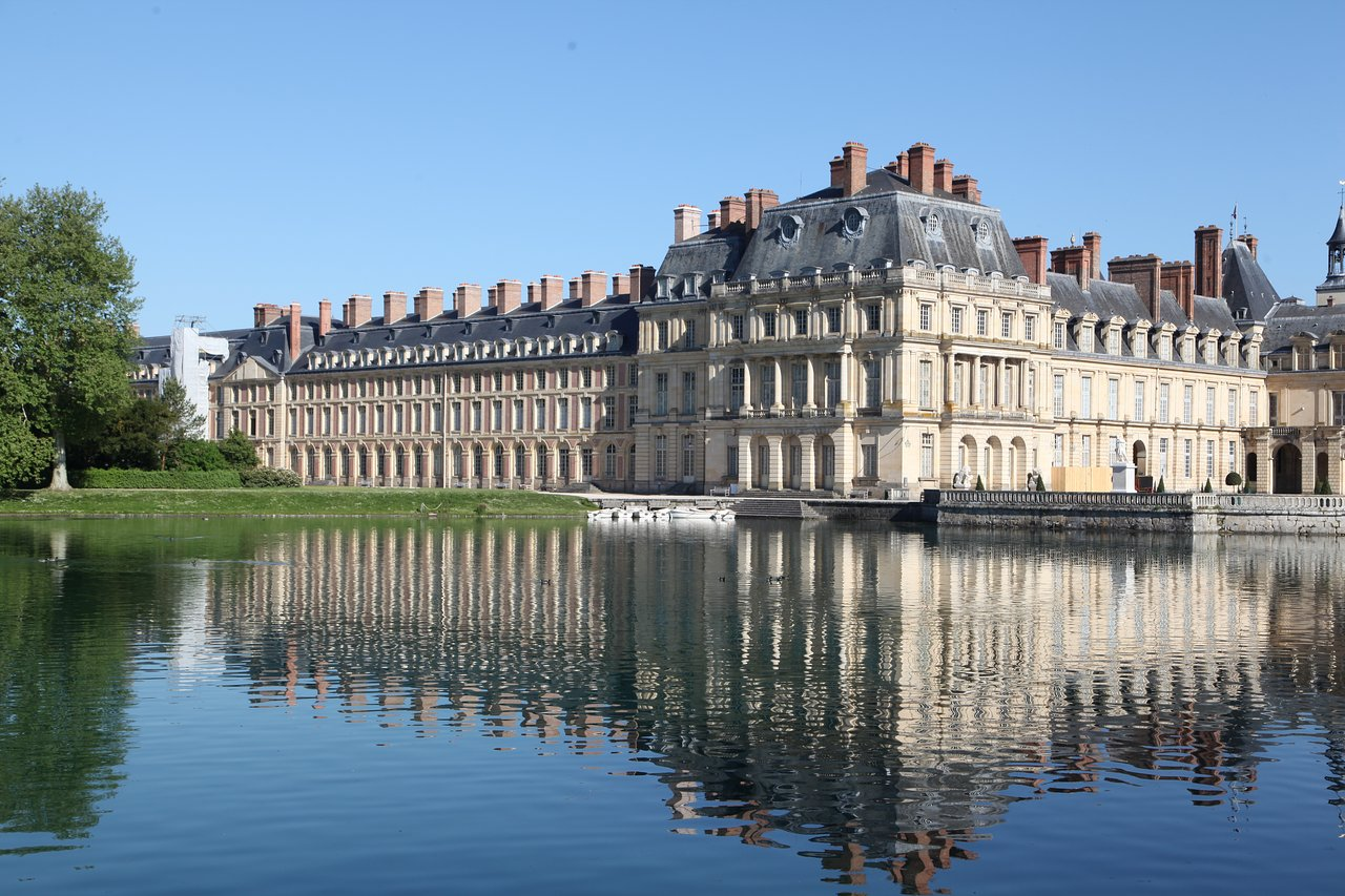 Image result for Fontainbleau Palace