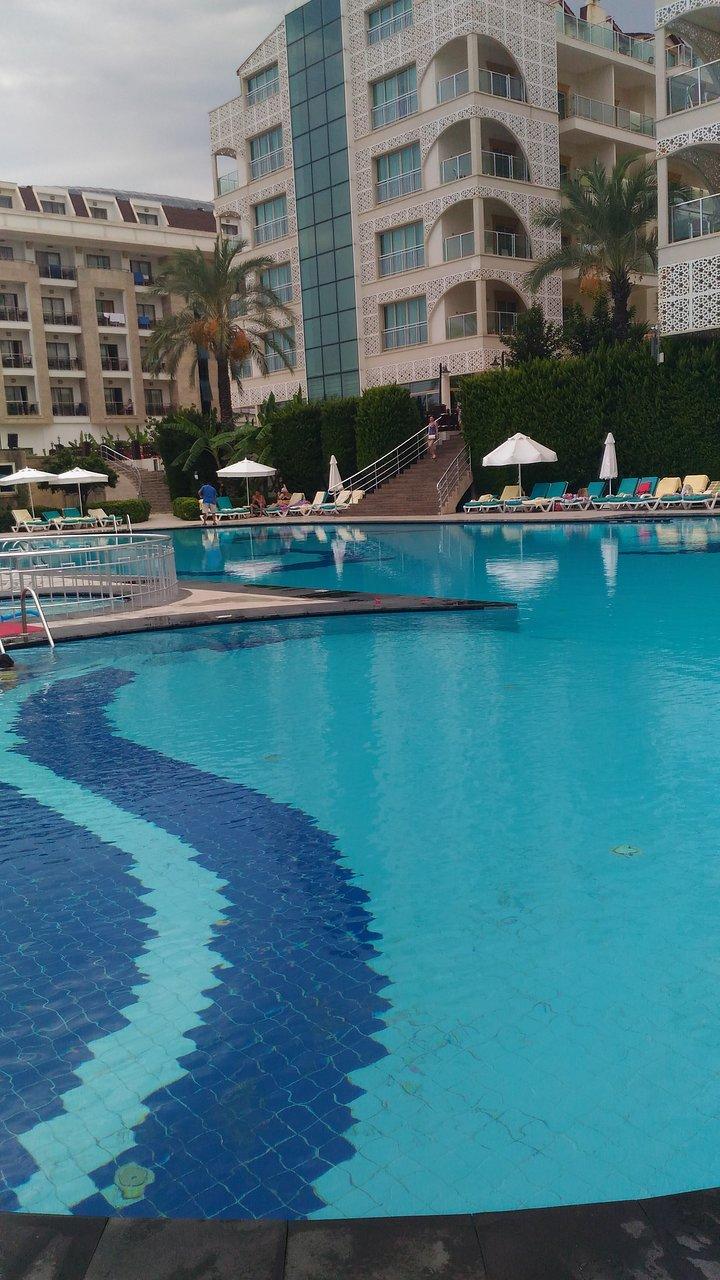 Grand Ring Hotel 5 (Turkey, Kemer, Beldibi): room description, service, beach, reviews 31