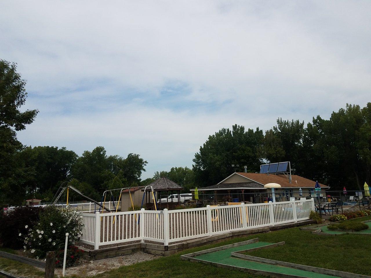 Koa Illinois Map.Rock Island Quad Cities Koa Campground Reviews Il Tripadvisor