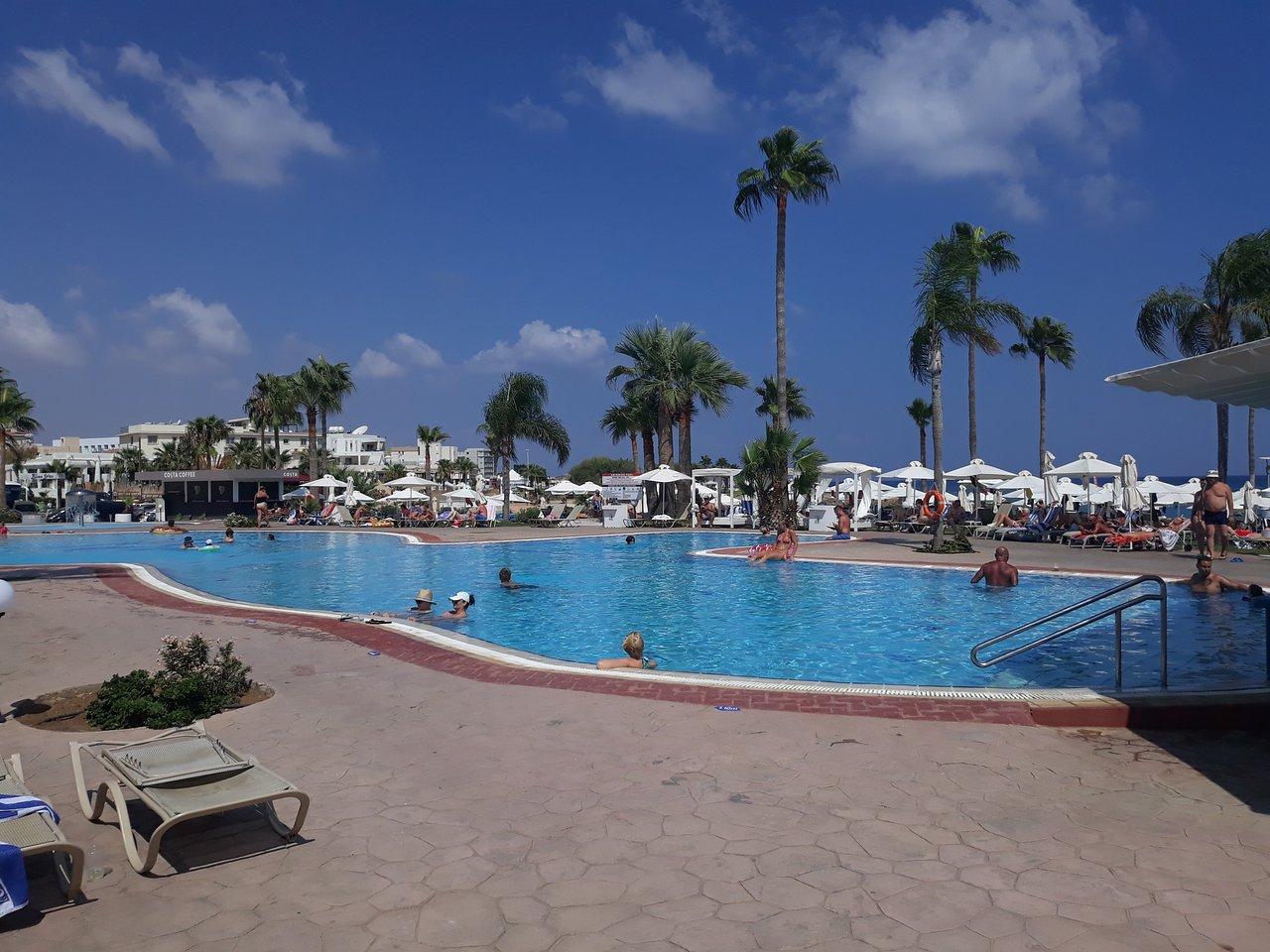 Papantonia Hotel Apartments (Cyprus, Protaras). Holidays in Cyprus 90