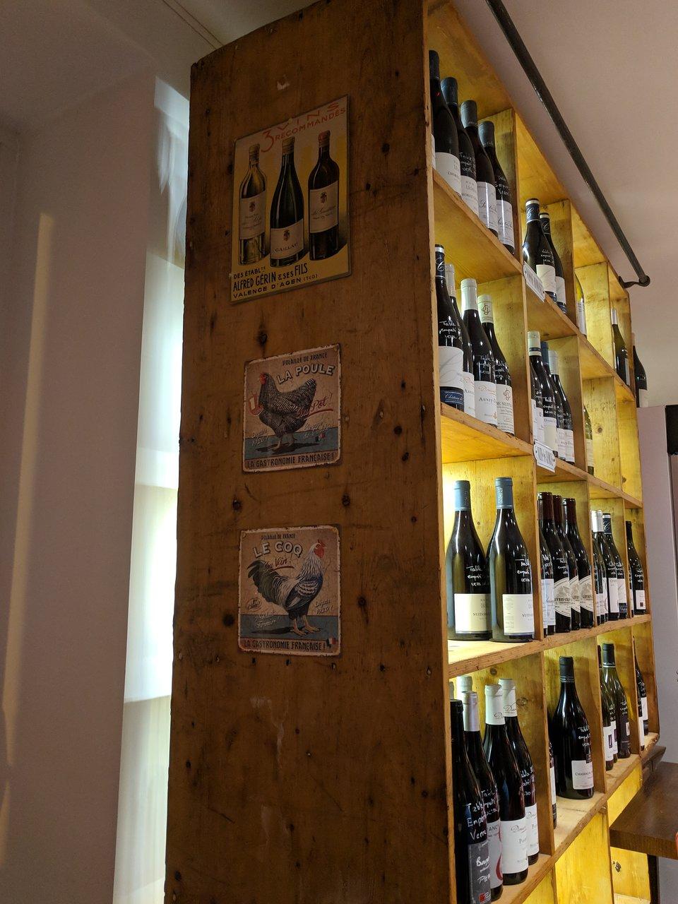 Cave A Vin Design cave a vin - le volet qui penche (bayeux) - 2020 all you
