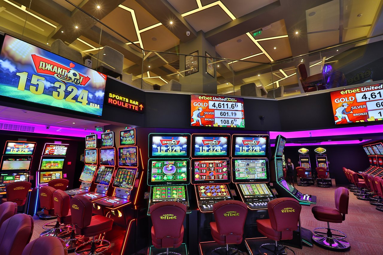 Casino efbet Rakovski (Sofia) - 2020 All You Need to Know BEFORE You Go (with Photos) - Tripadvisor