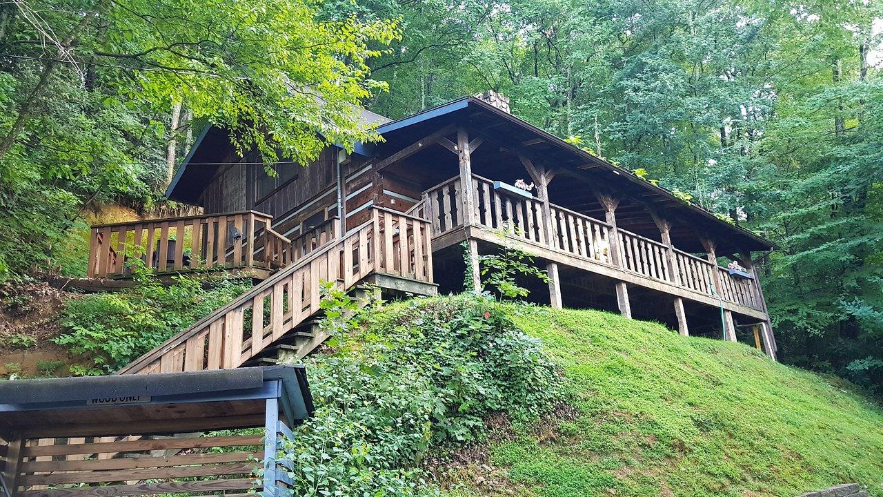 timberwinds log cabins updated 2019 prices campground reviews rh tripadvisor com