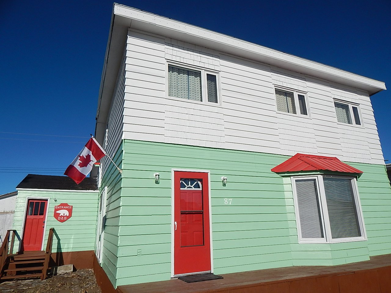 Churchill Polar Bear B & B - Reviews & Photos (Manitoba) - B&B