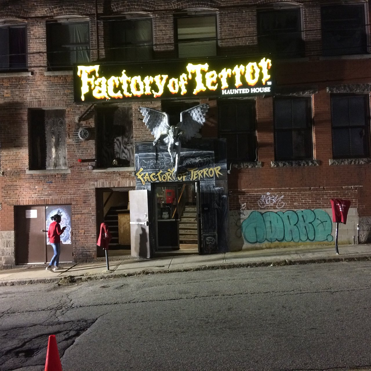 Factory Of Terror (Fall River) - 6 All You Need to Know BEFORE