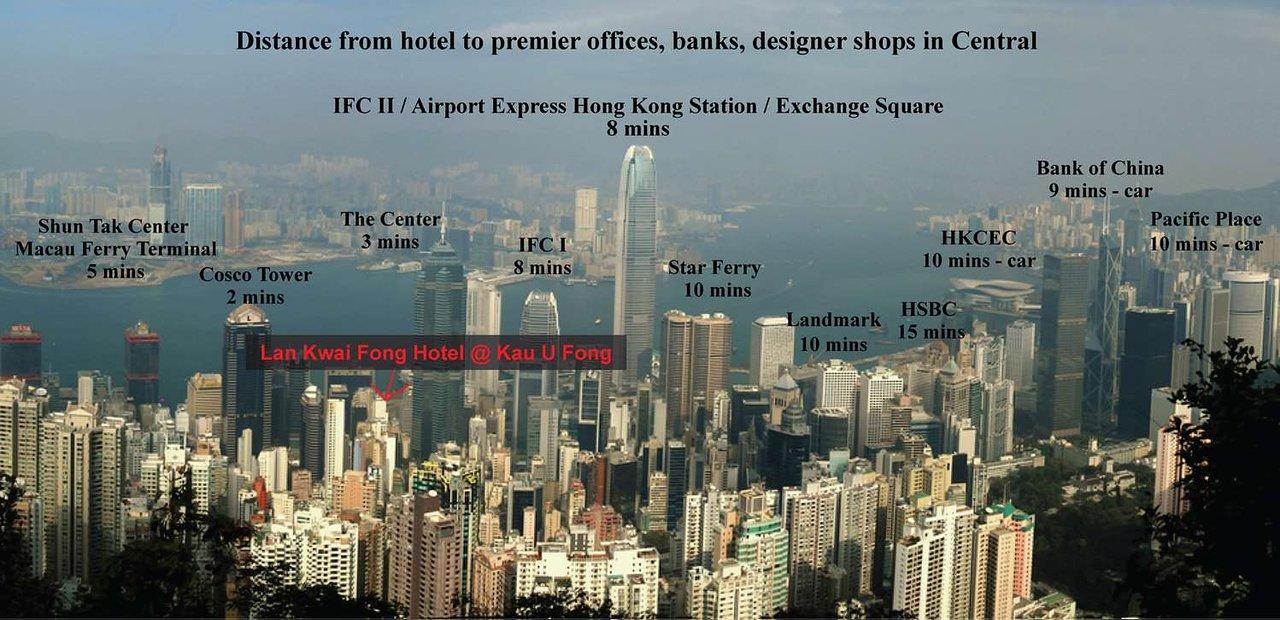 LAN KWAI FONG HOTEL @ KAU U FONG $99 ($̶1̶4̶7̶) - Updated