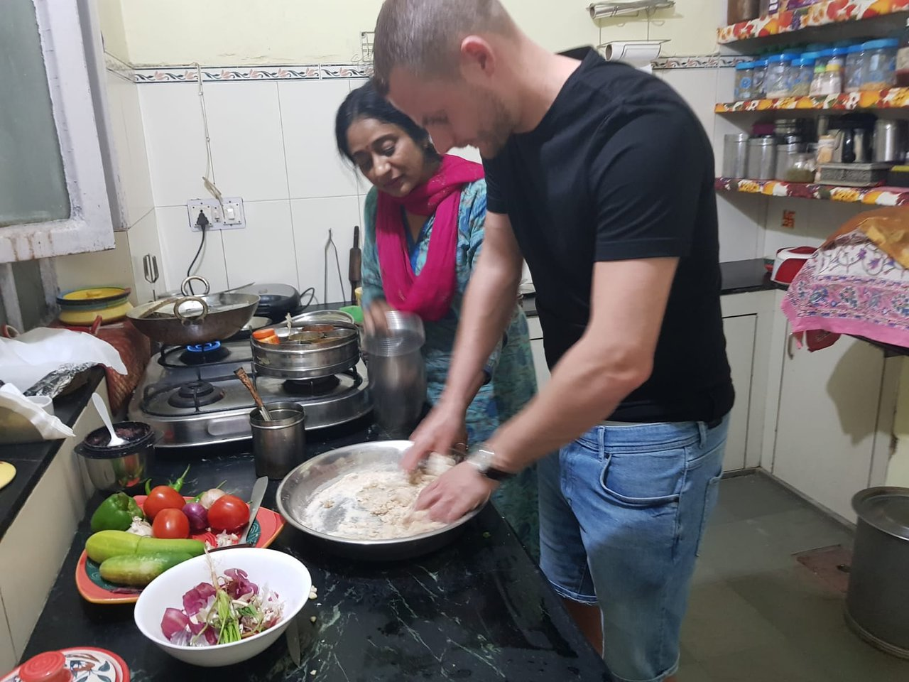 Image result for Cooking Experience for travellers in rajasthan