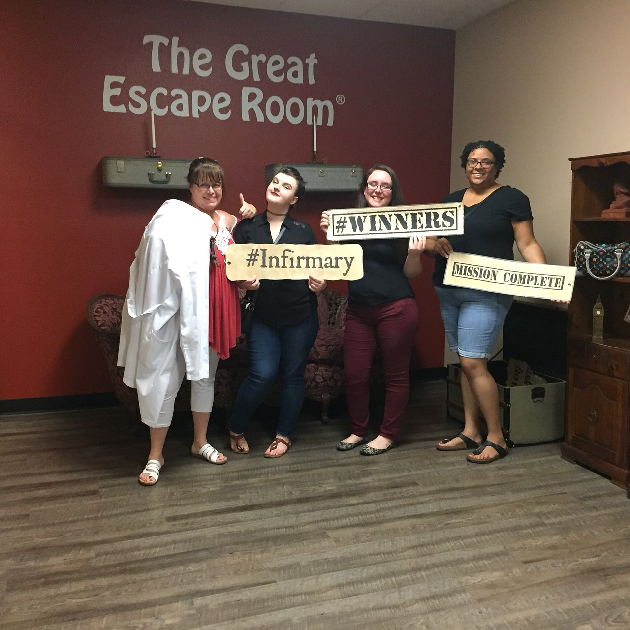 The Great Escape Room Tampa 2020 All You Need To Know Before You Go With Photos Tripadvisor