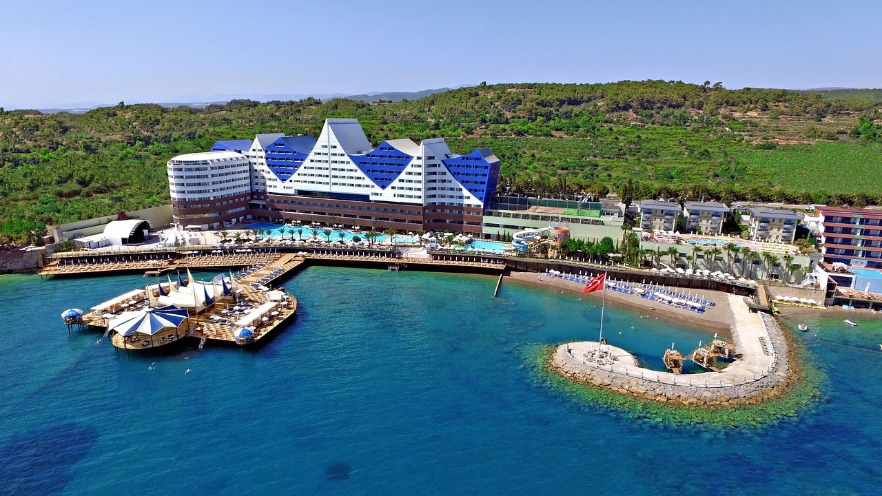Aventura Park (Turkey) - excellent hotel near Alanya