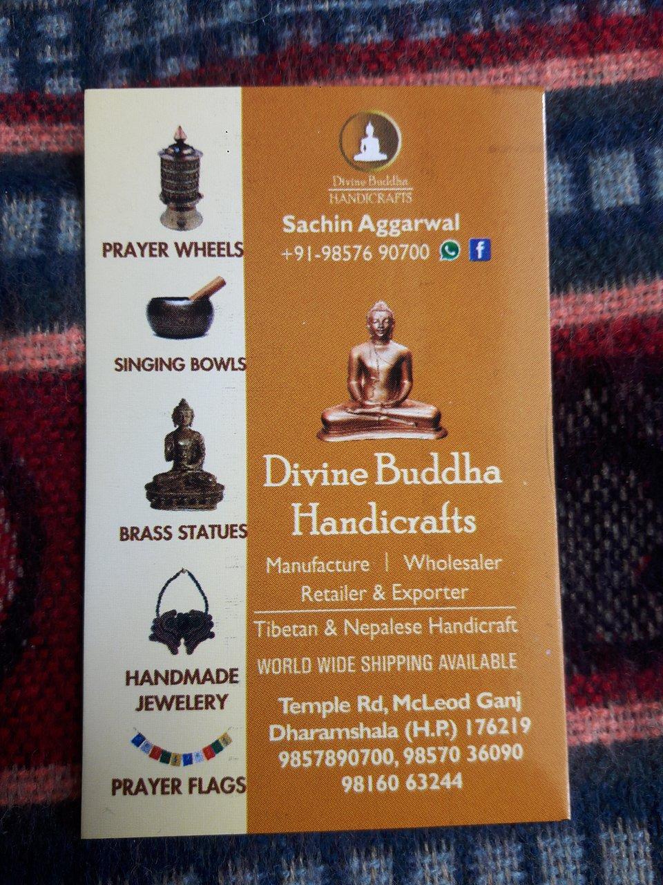 Divine Buddha Handicrafts Mcleod Ganj 2019 All You Need To Know