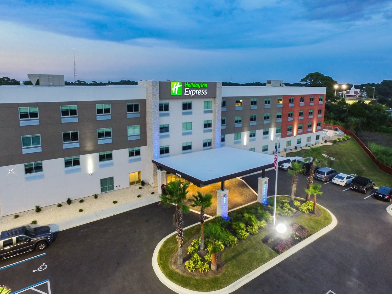 Holiday Inn Express Fort Walton Beach Central Florida