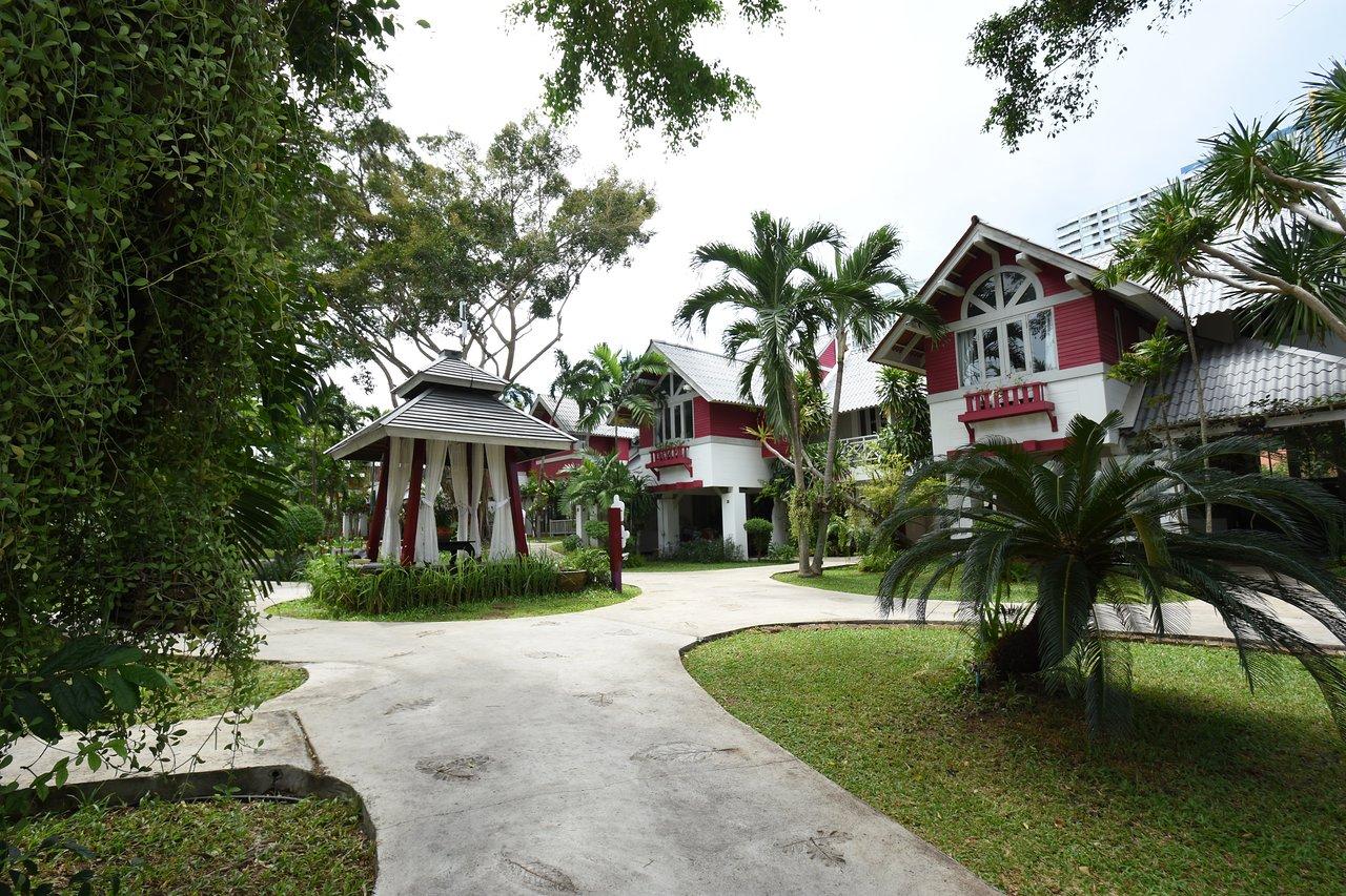 Отель натурал парк тайланд
