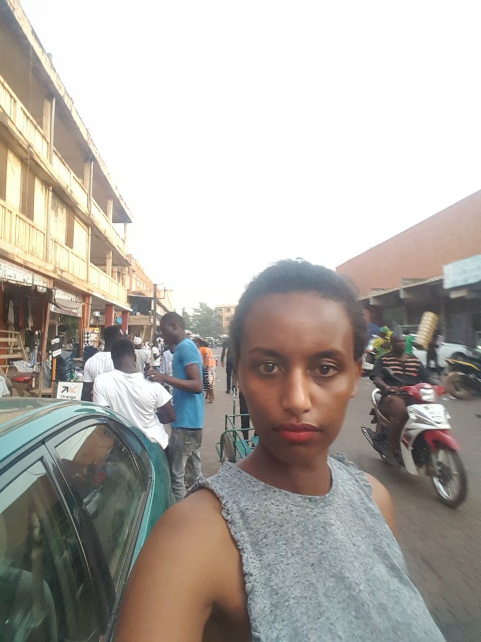 Dirne aus Ouagadougou