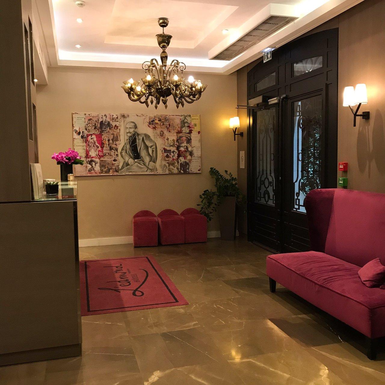L\'EDMOND HOTEL, PARIS ab 137€ (1̶7̶7̶€̶): Bewertungen, Fotos ...