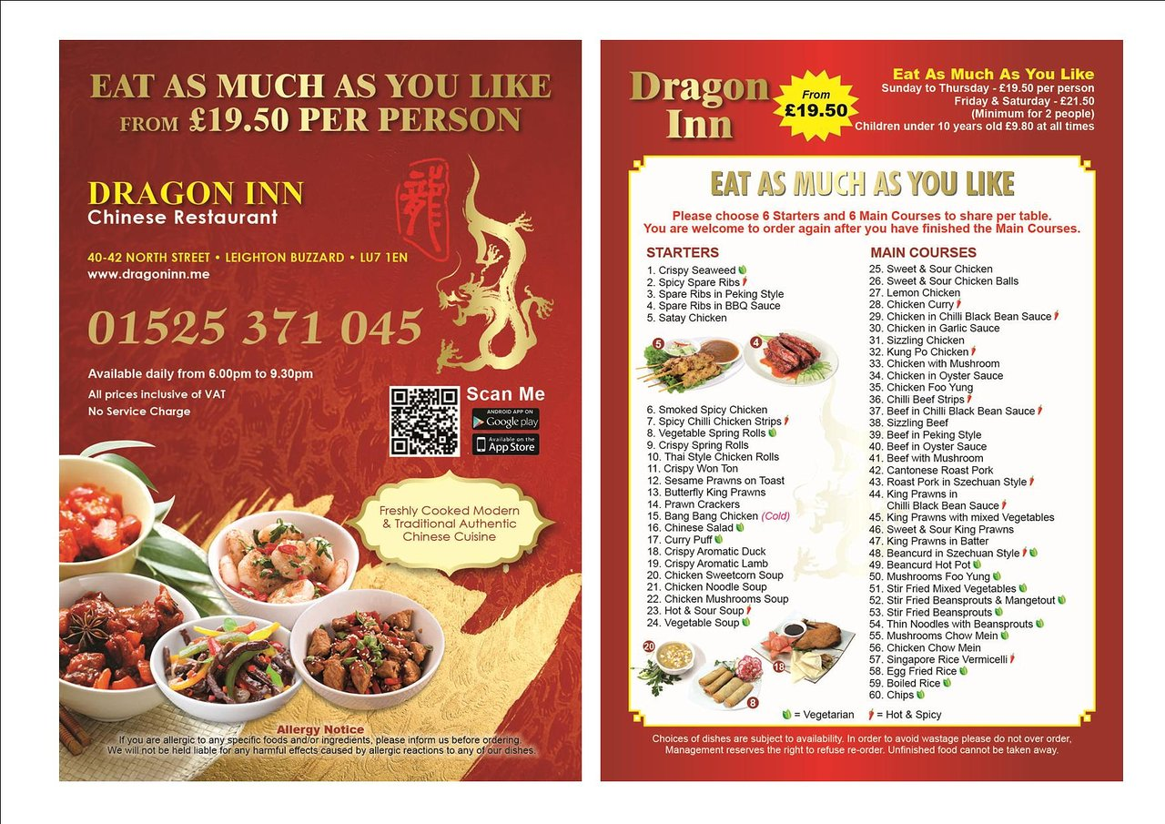 The 10 Best Chinese Restaurants In Bedfordshire Updated