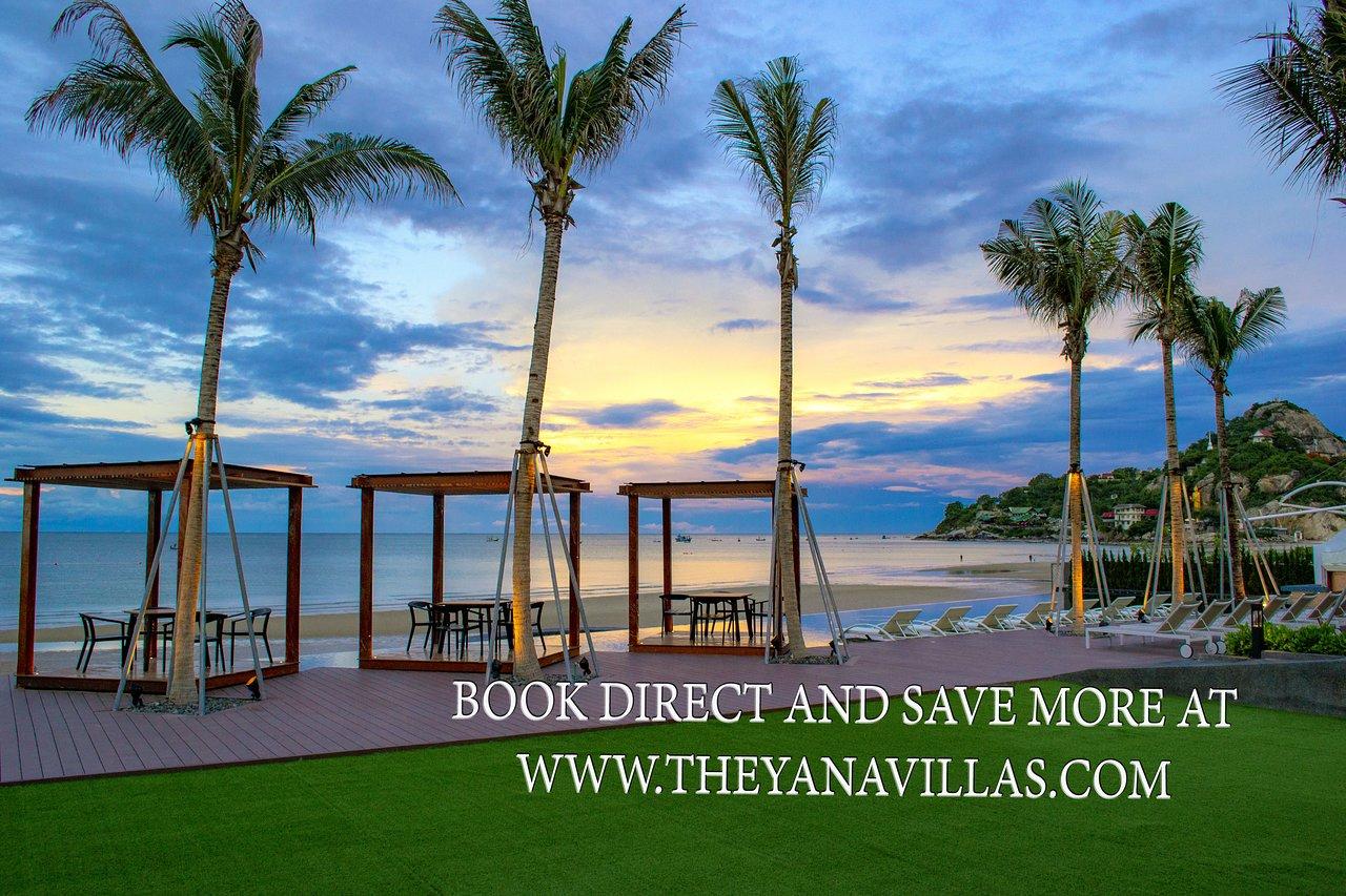 The Yana Villas Hua Hin 4 5 таиланд хуахин отзывы фото и
