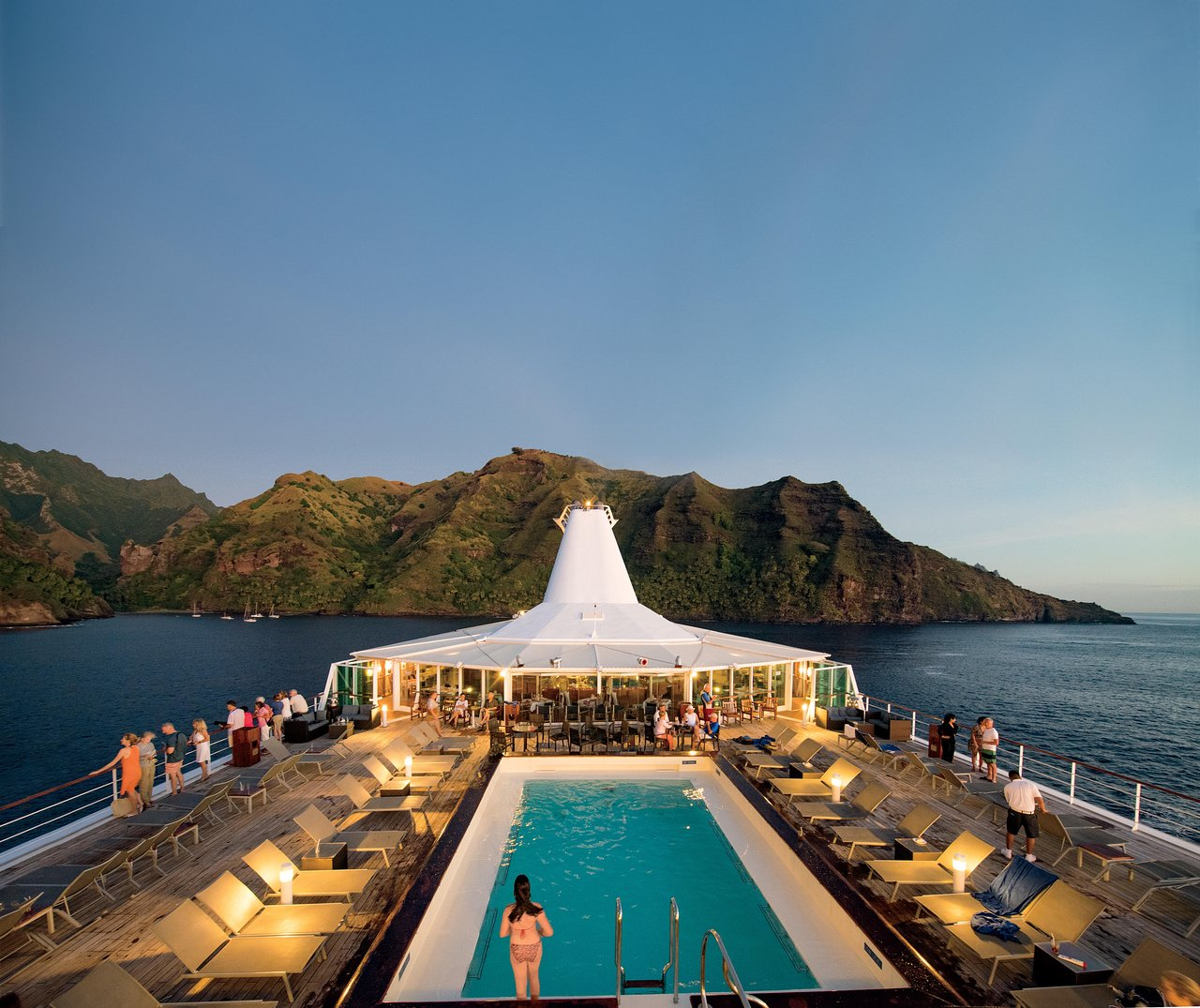 Paul Gauguin Deck Plans Reviews Pictures Tripadvisor