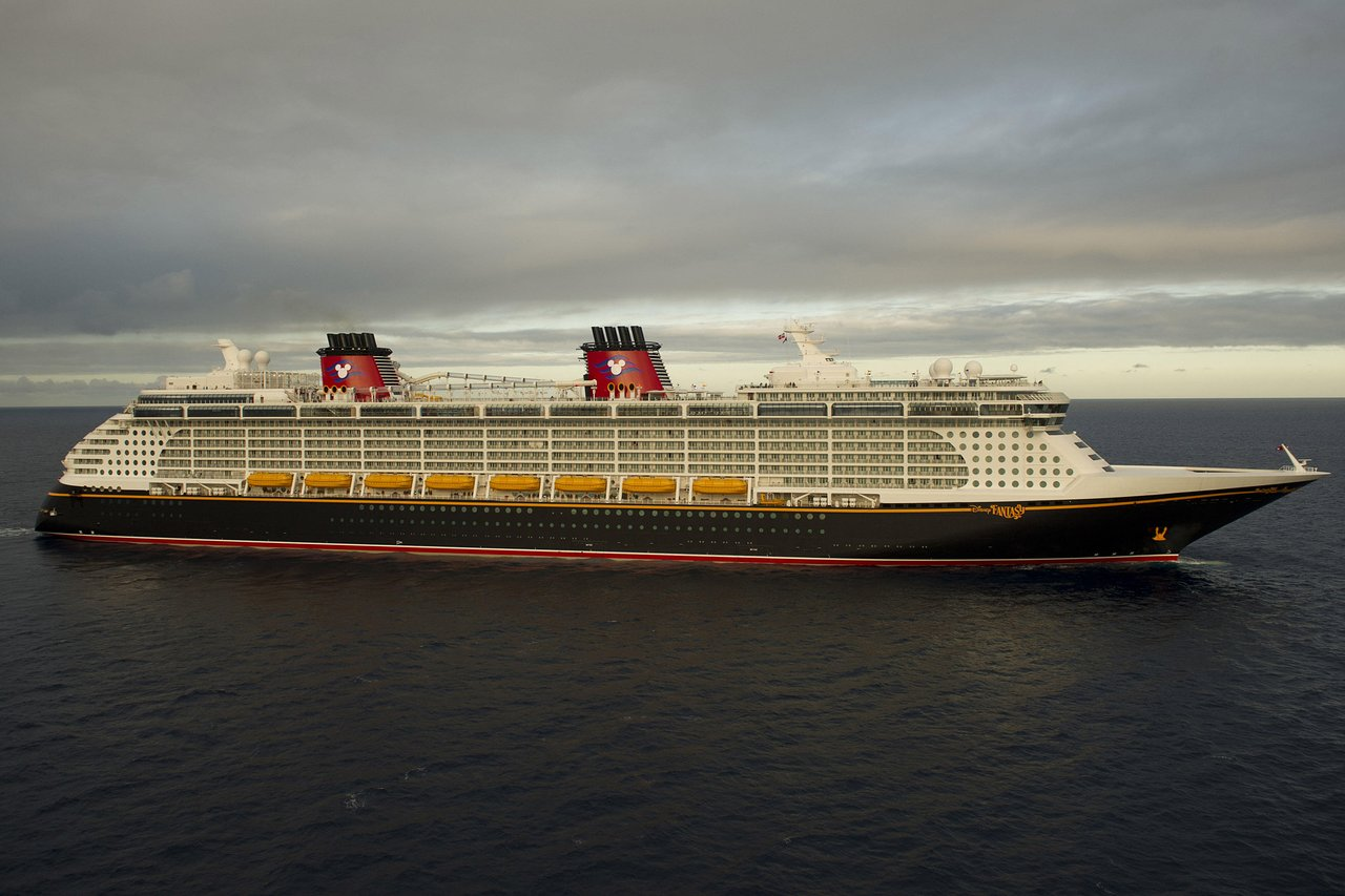 Disney Cruise Line Fantasy Logo