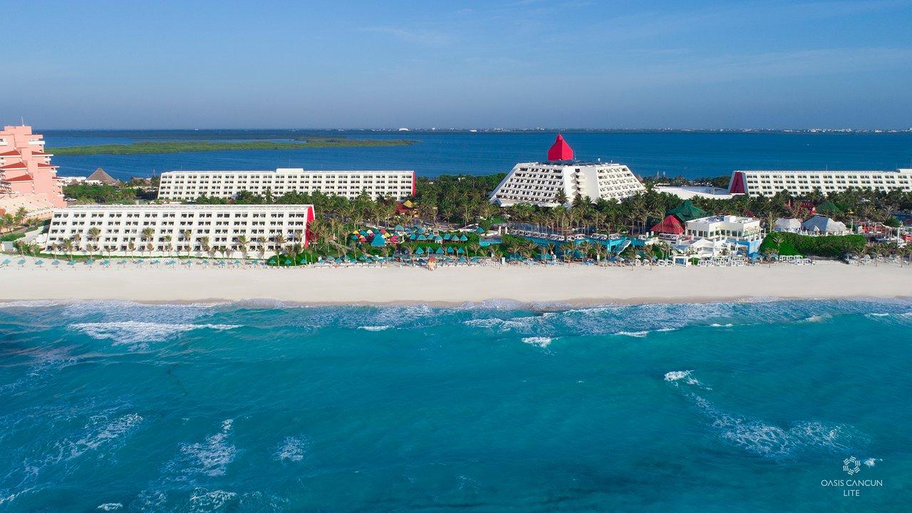 oasis cancun deals