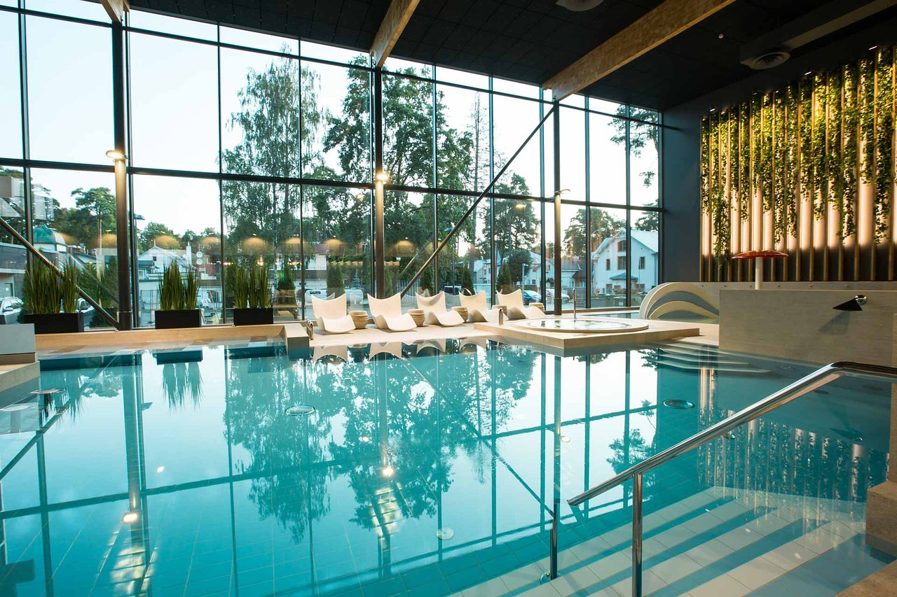 Jurmala Spa And Conference Hotel