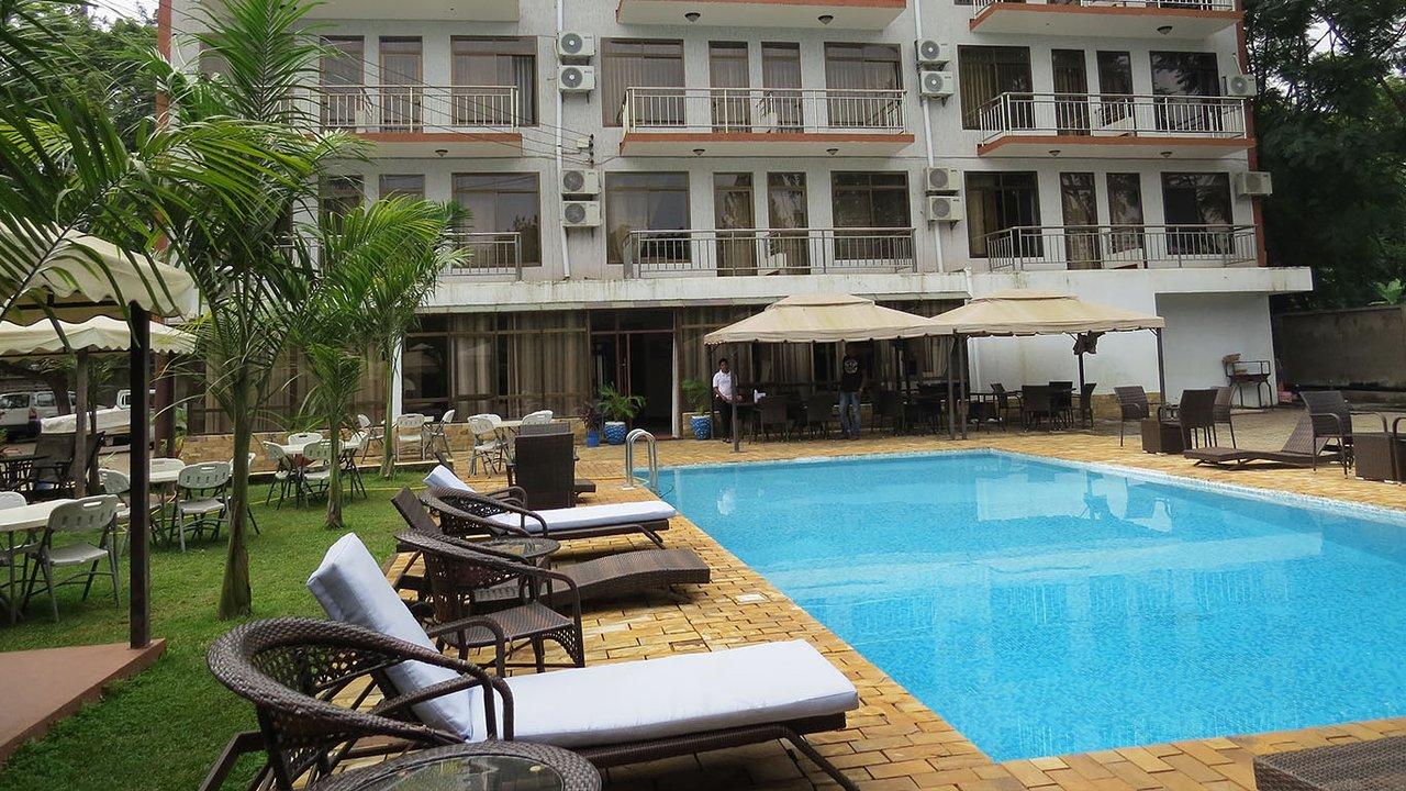 Panama Garden Resort Pool2021