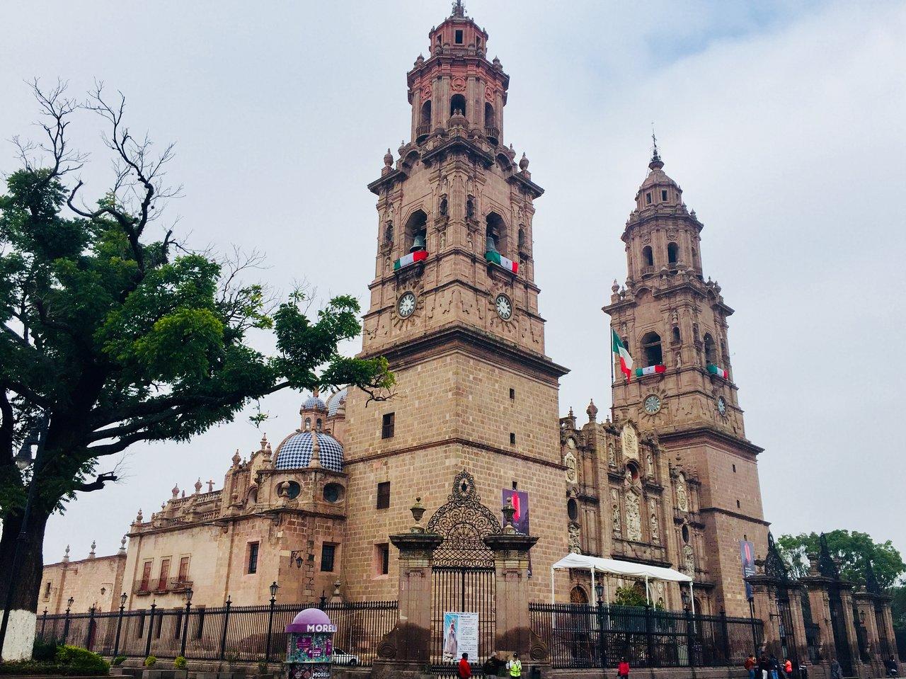 Catedral de Morelia, una de las más hermosas de México