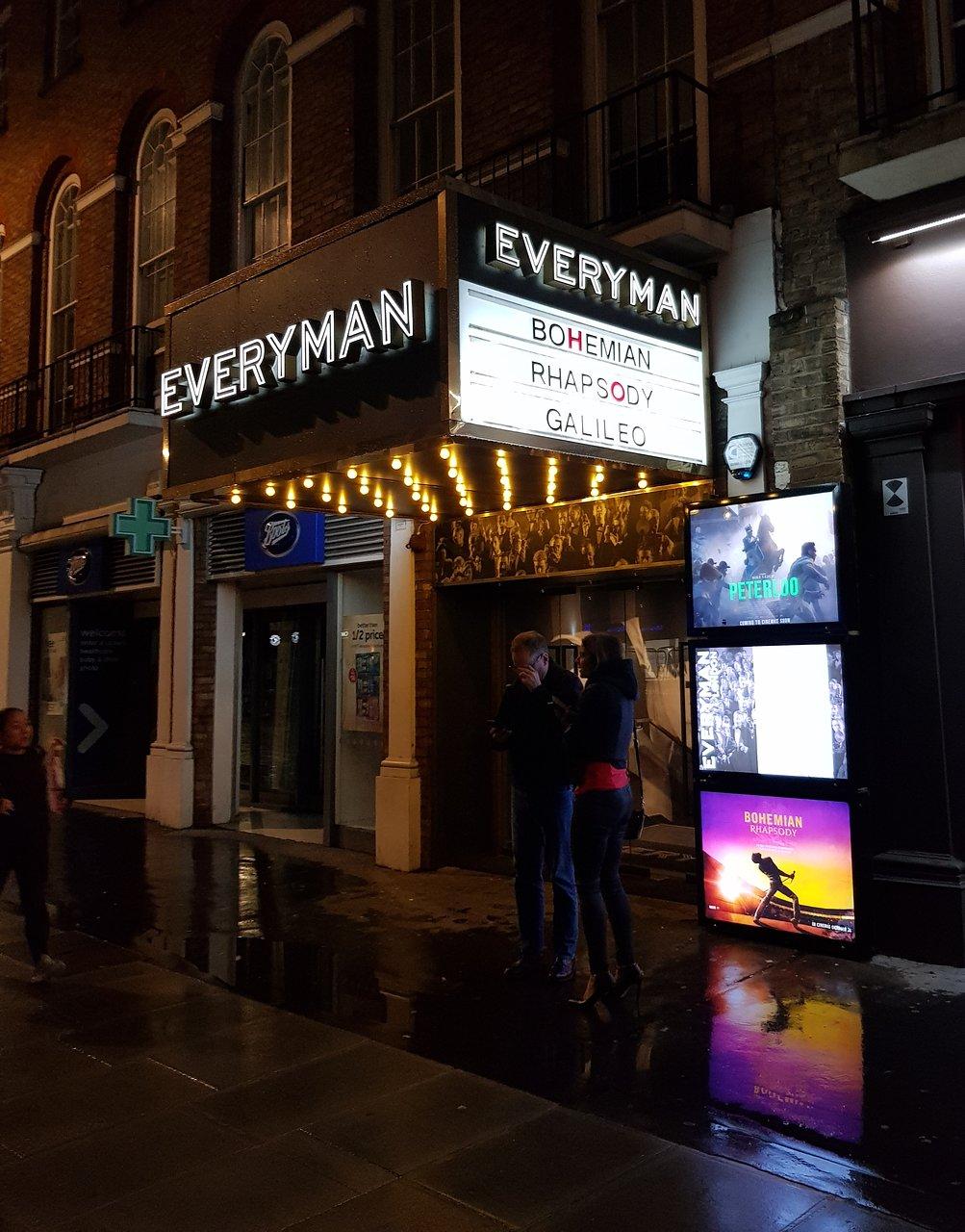 new product b0427 89d2e Everyman Cinema Baker Street, London  Hours, Address, Everyman Cinema Baker  Street Reviews  3 5
