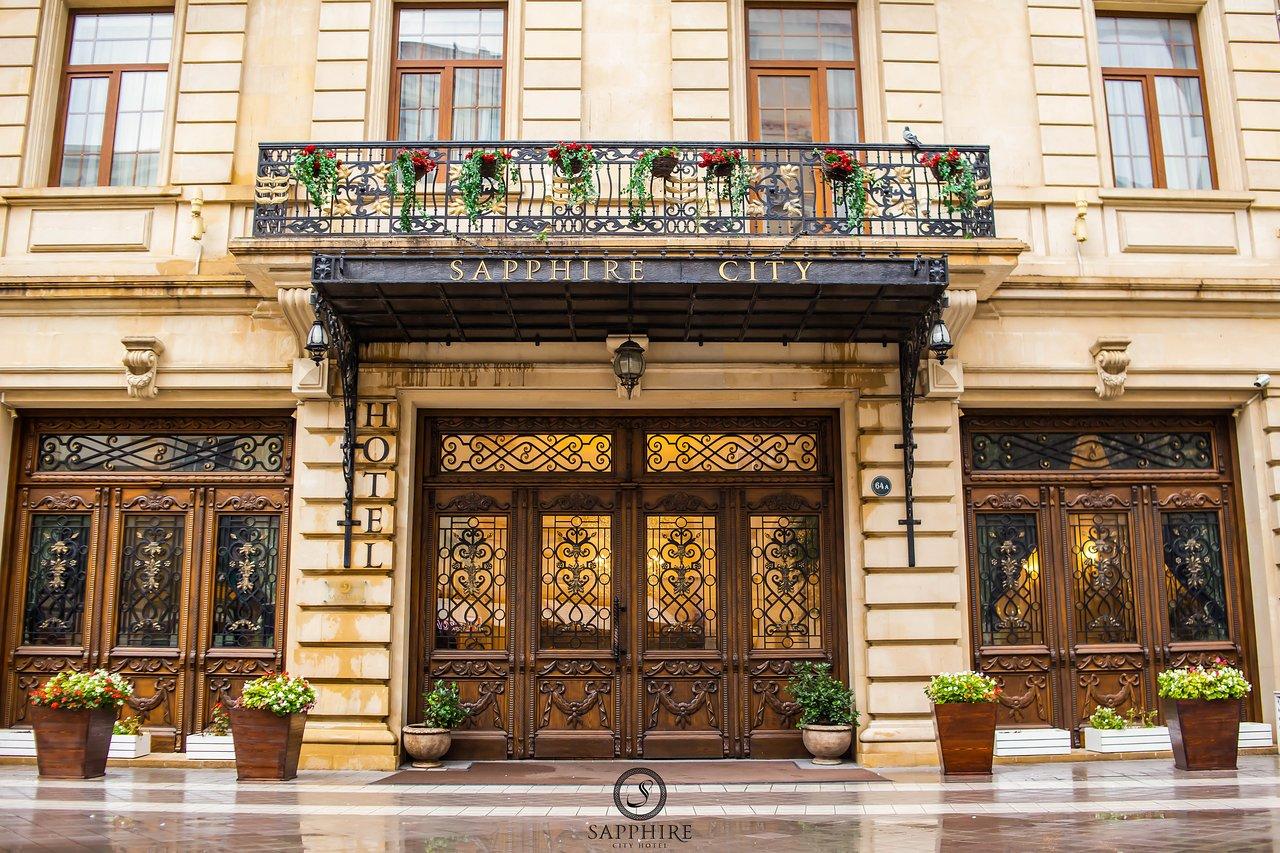 Sapphire City Hotel 75 1 0 0 Prices Reviews Baku Azerbaijan Tripadvisor