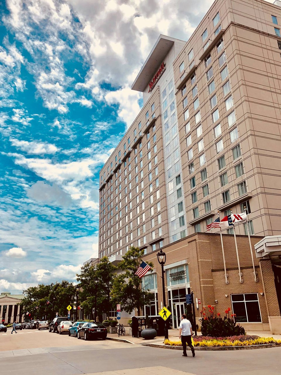 Raleigh Marriott City Center Prices Hotel Reviews Nc Tripadvisor