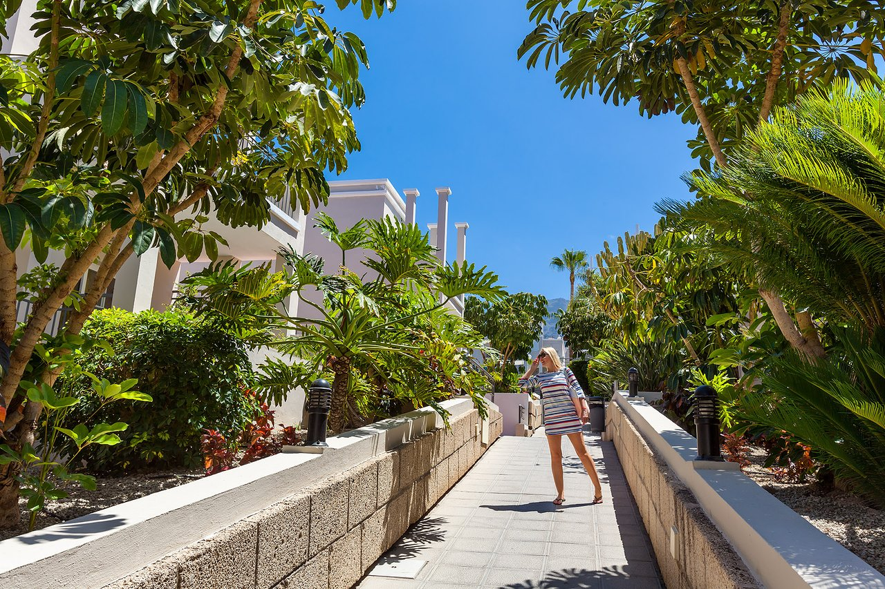 Los Olivos Aparthotel Updated 2019 Prices Inium Reviews Tenerife Costa Adeje Tripadvisor