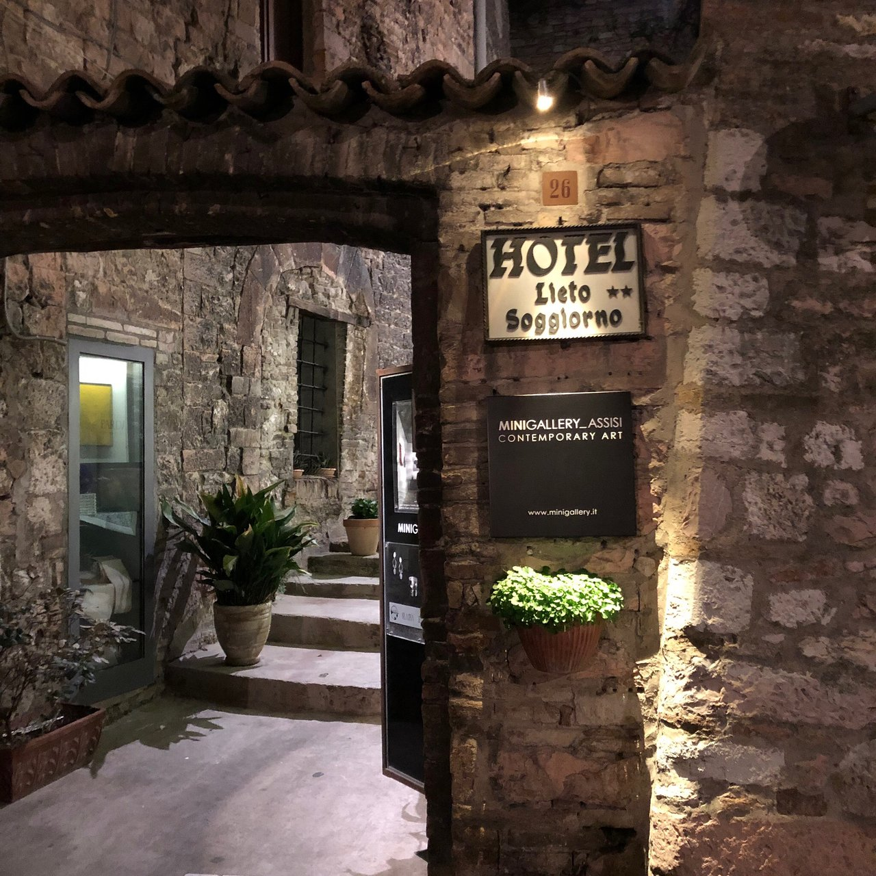 HOTEL LIETO SOGGIORNO - Updated 2019 Prices & B&B Reviews (Assisi ...
