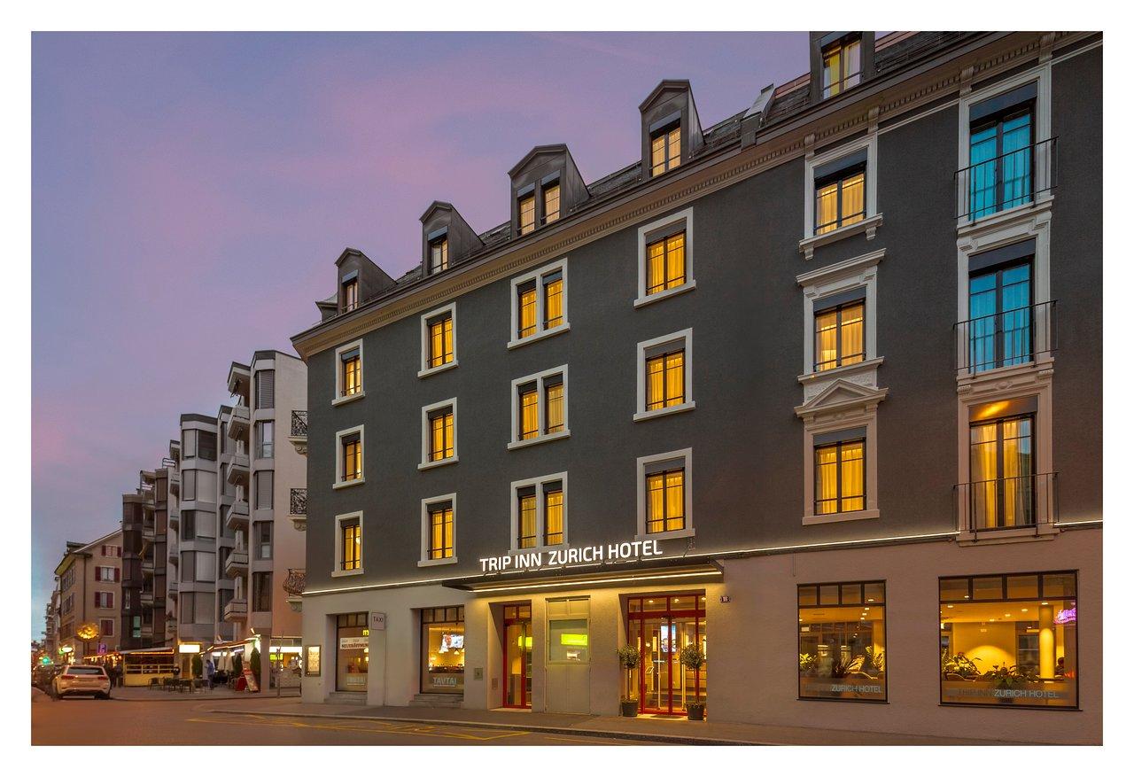 Trip Inn Zurich Hotel Bewertungen Fotos Preisvergleich Zurich