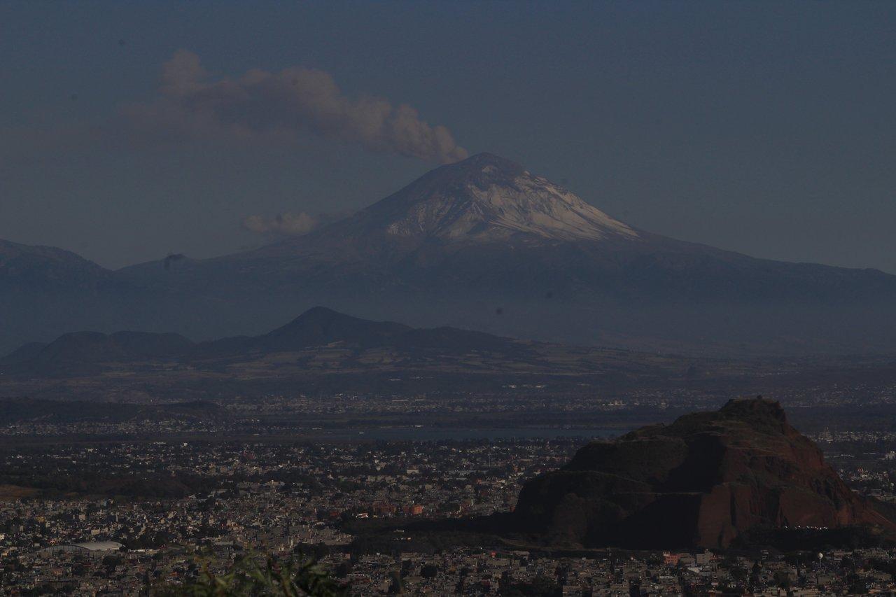 panorámica del Cerro de la estrella