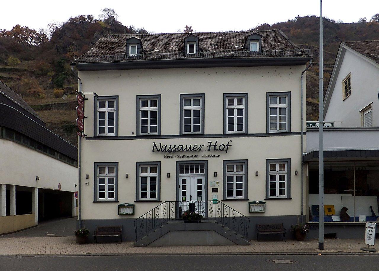 Hure aus Sankt Goarshausen