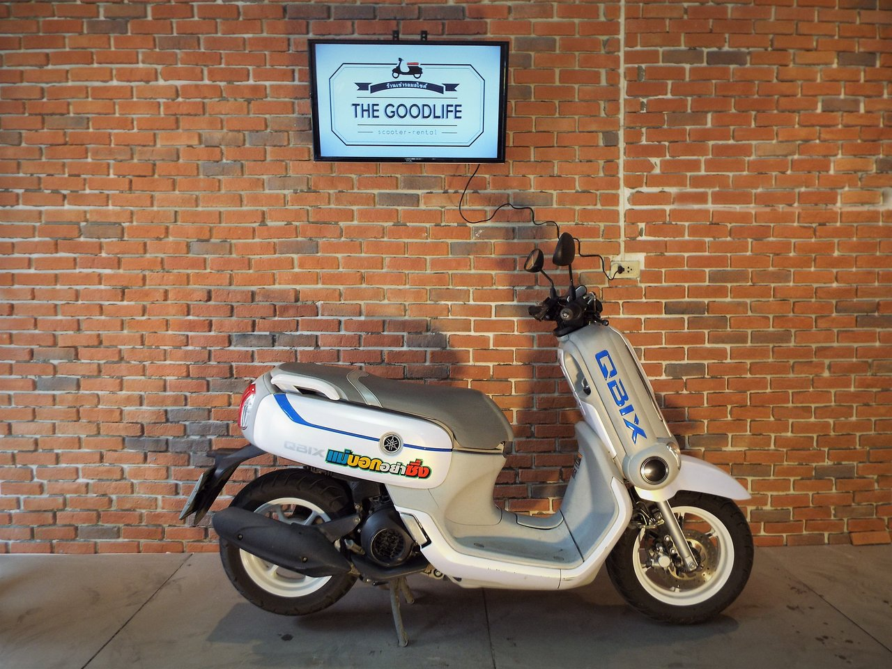 Goodlife Scooter Rental Bangkok 2020 All You Need To Know