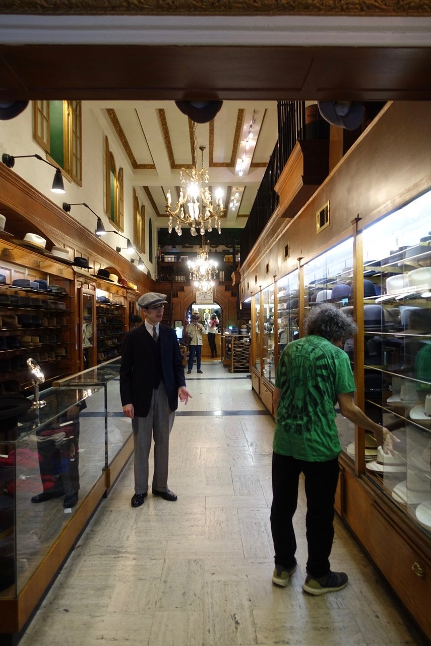 JJ Hat Center (New York City) - All You Need to Know BEFORE You Go ... ab89c9d20ecf