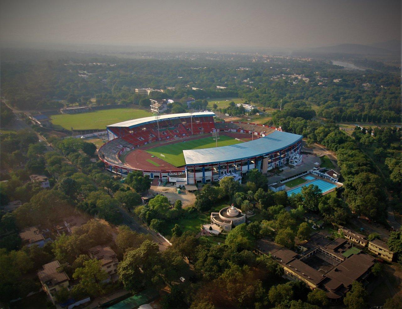 JRD TATA Sports Complex (Jamshedpur) | KreedOn