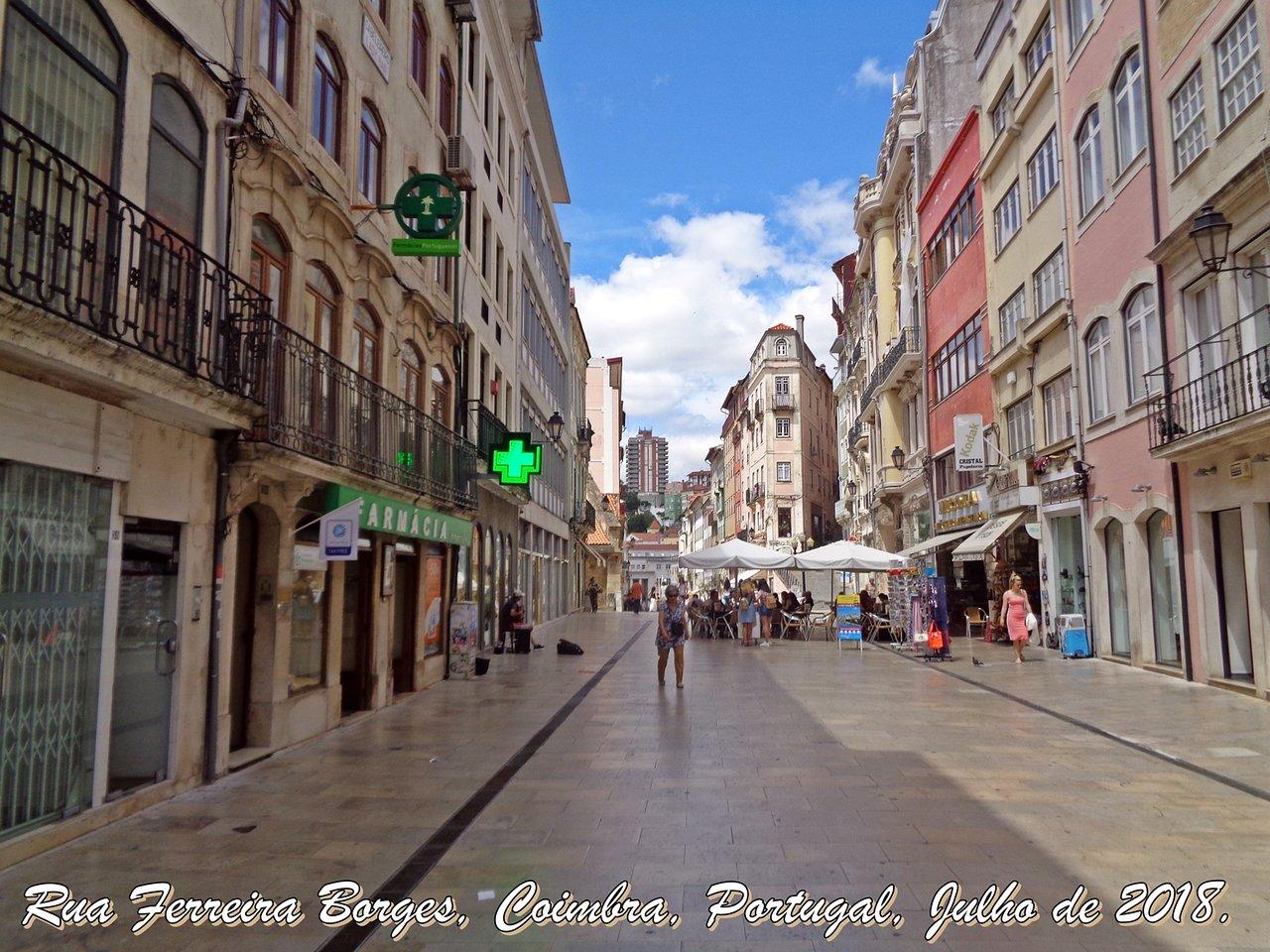 Rua Ferreira Borges Coimbra Atualizado 2020 O Que Saber Antes