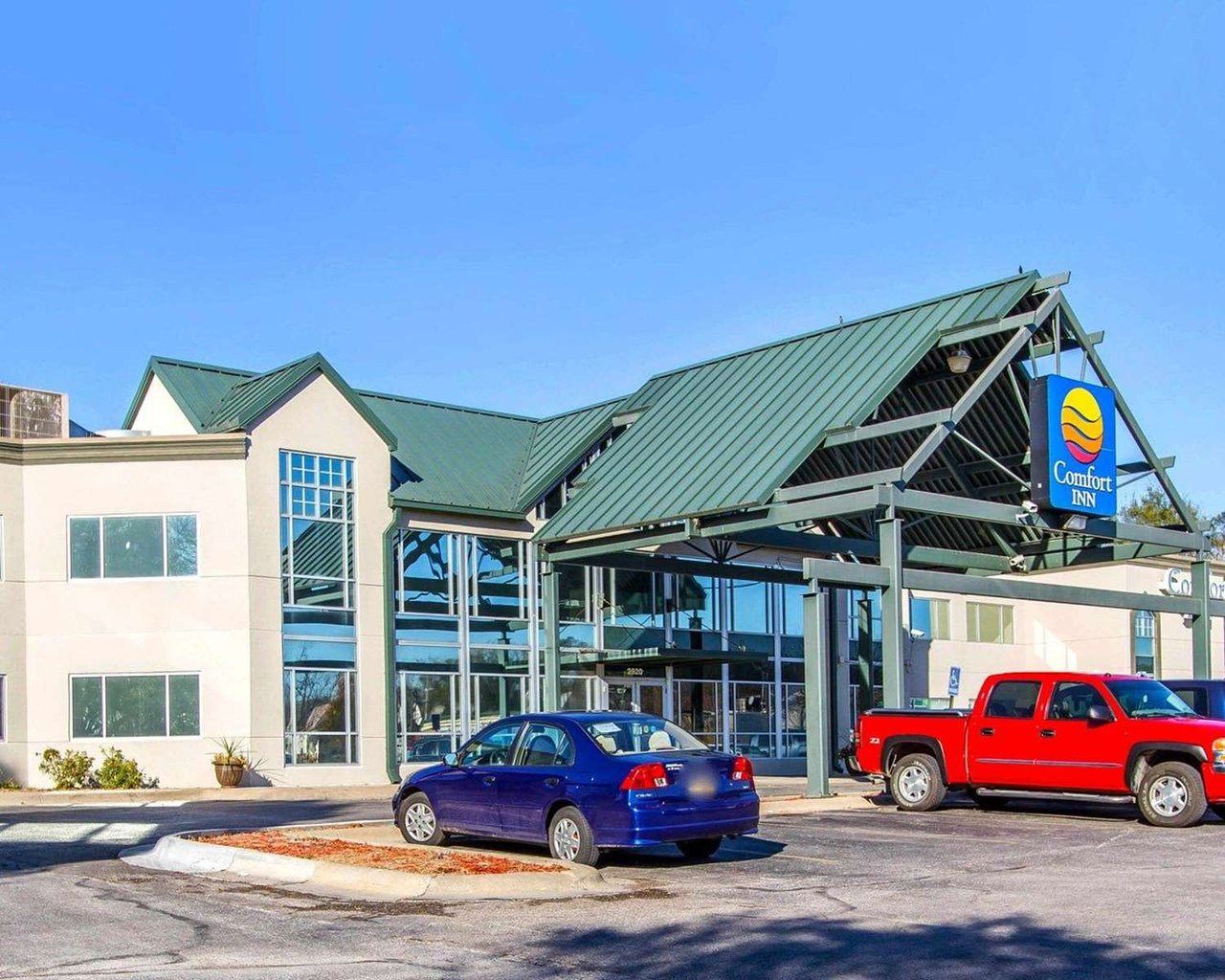 Comfort Inn At The Zoo 89 1 1 3 Updated 2019 Prices Hotel