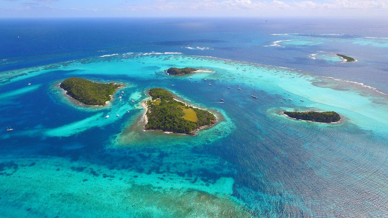 Carribean Tabgo Cays